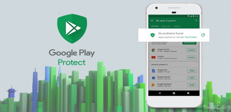 All You need to know about Google Play Protect! - Tips and Tricks