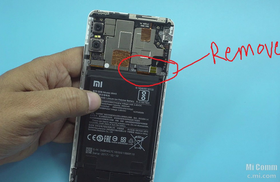 Edl Mode On Redmi Note 5 Pro Redmi Note 5 Pro Mi