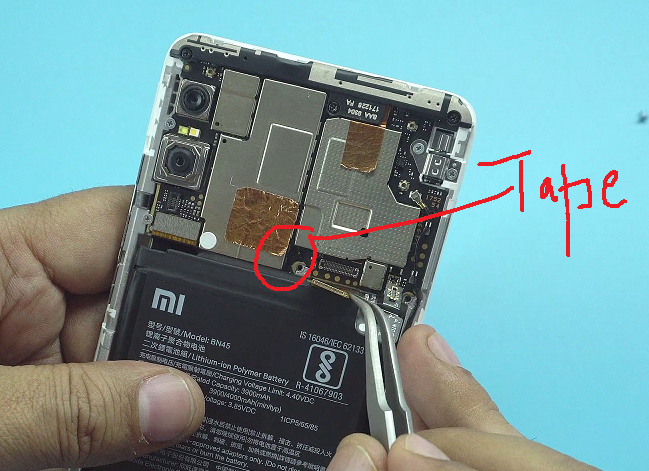 EDL Mode on Redmi Note 5 Pro - Redmi Note 5 Pro - Mi