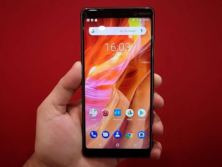 Image result for Nokia 7 Plus review: The ace in Nokia's pack of smartphones