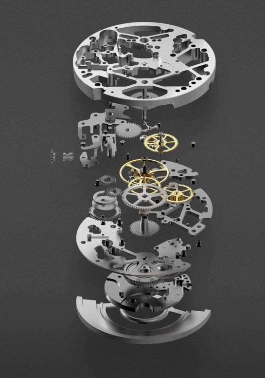 Механические часы Jia MY Series от Xiaomi