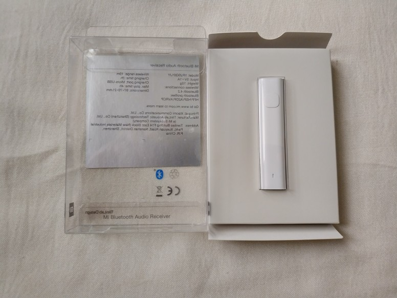 Unboxing Mi Bluetooth Audio Receiver