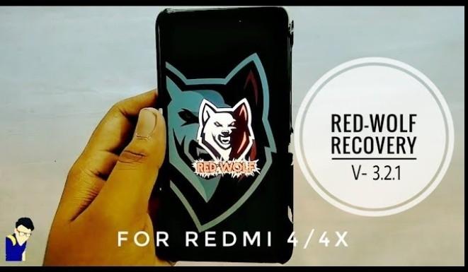 Red-Wolf Recovery for Redmi 4/4X - Redmi 4 - Mi Community