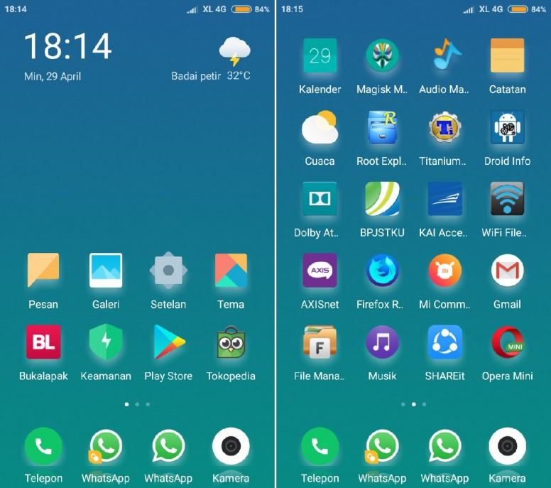 Review MULTIPro Versi 9.2.3.0 Stabil (Custom Rom)