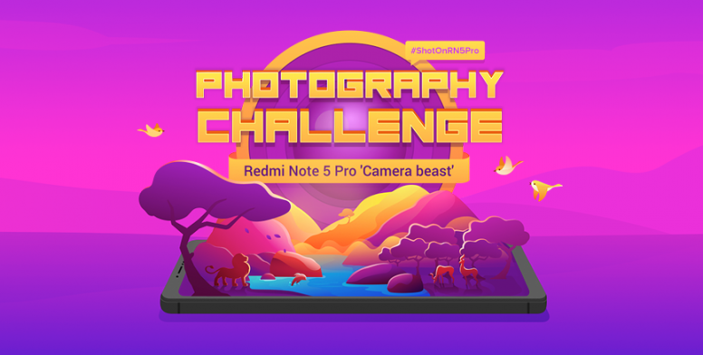 #ShotOnRN5Pro: Showcase your photography skills and win mi.com coupons every week!