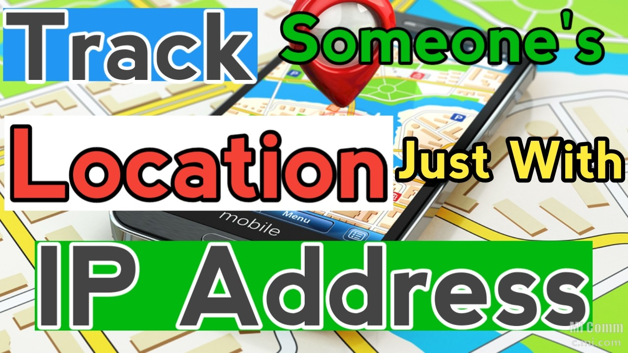 how to find someones location by ip address