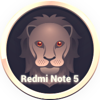 Redmi Note 5 Medal
