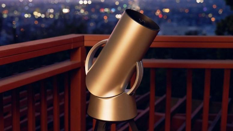 Hiuni: a smart connected go to telescope! tech mi community