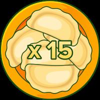 15 katayif