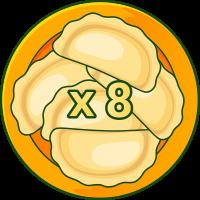8 katayif