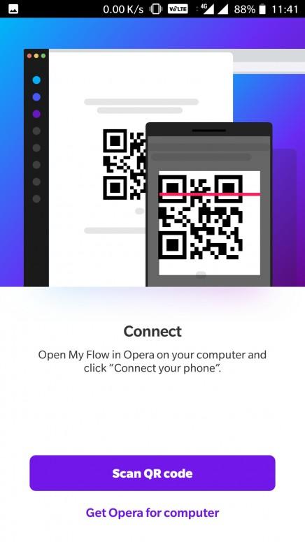 RT][App Review] Opera Touch Browser - The Best One Handed Browsing