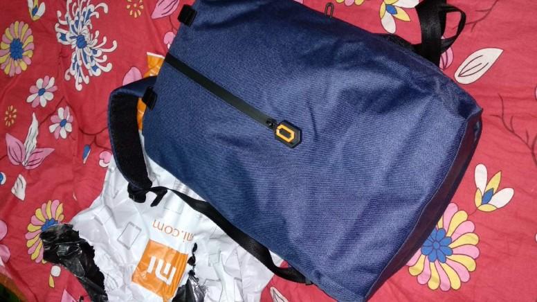dfe8a5ddcd Обзор Mi Travel Backpack - Аксессуары - Mi Community - Xiaomi