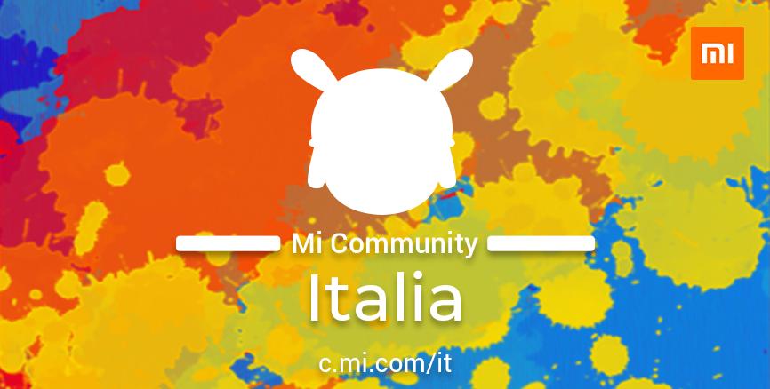 Mi Community Italia 2.0