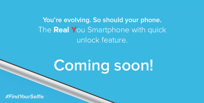 The RealYou smartphone is coming
