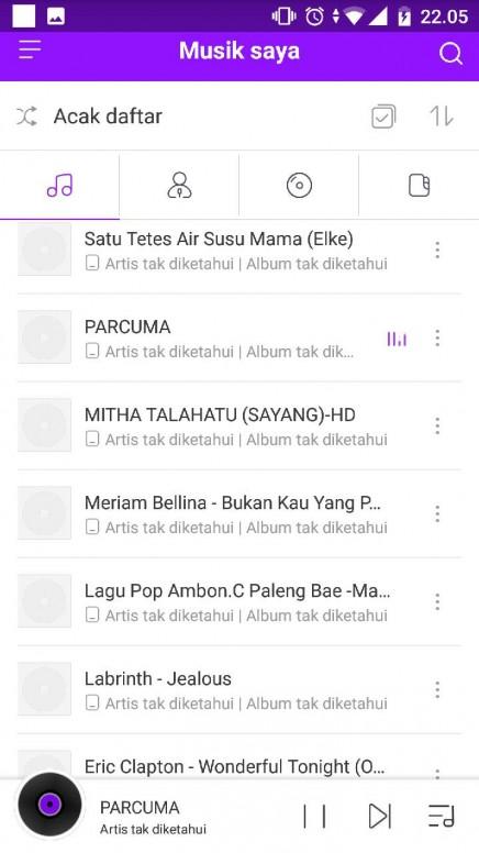 APK MIUI Music Player 3 2 07i - Mi A1 - Mi Community - Xiaomi