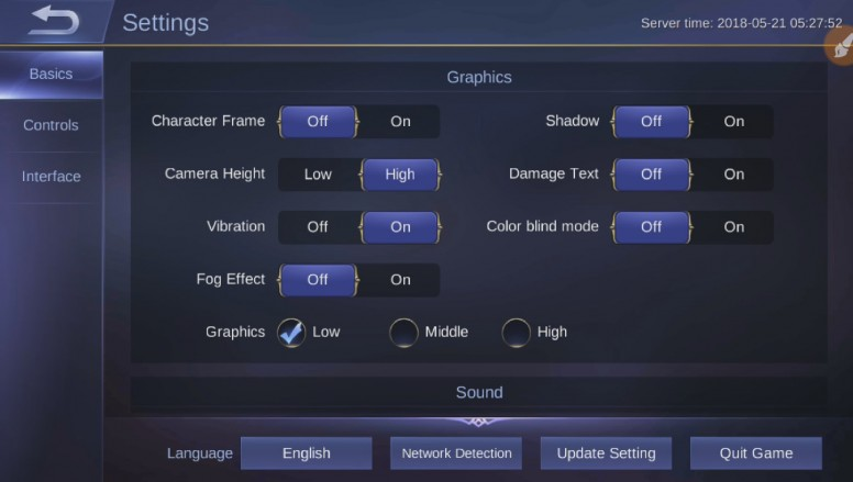 How to High Frame Rate Mode Mobile Legends - MIUI General