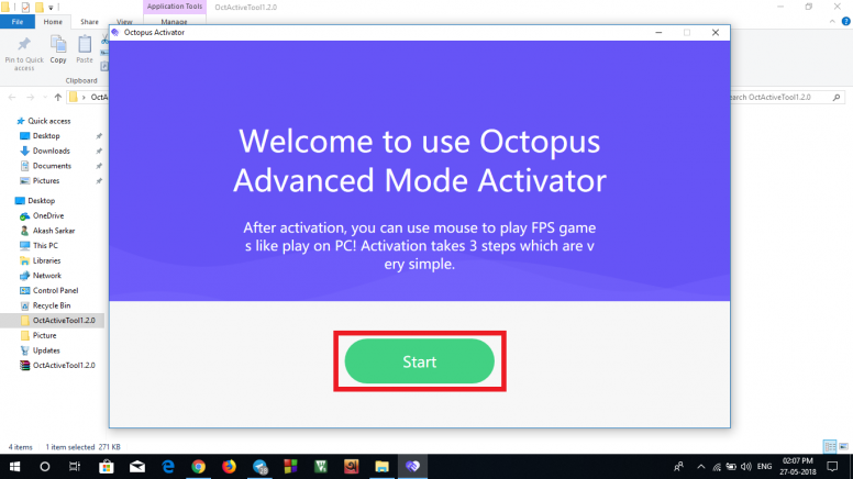 Octopus] Play Android Games Using Game-pads, Mouse and
