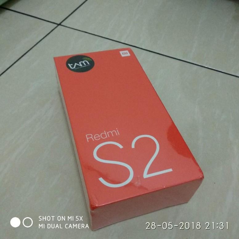 Pengalaman Pertama Unboxing Singkat Redmi S2 Flash Sale 25
