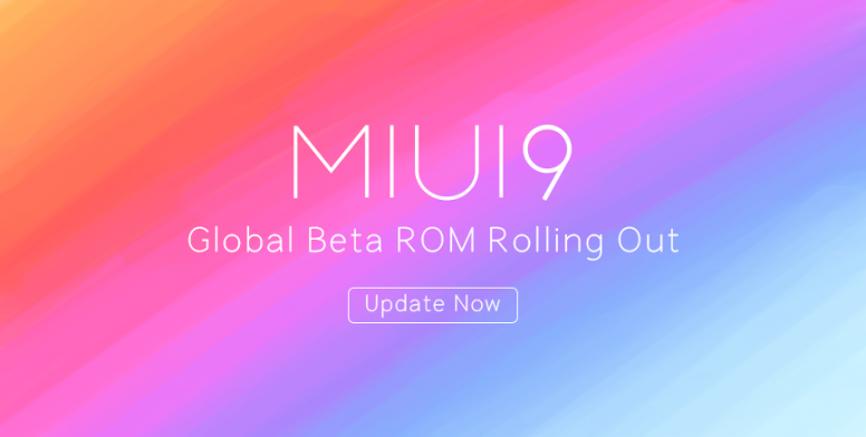 MIUI 9 Global Developer ROM 8.5.24