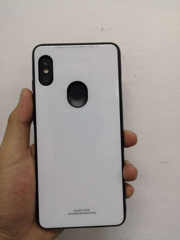 separation shoes 4affd 4f1ae mi mix 2s... NO I mean Redmi Note 5 with glass case - Accessories ...