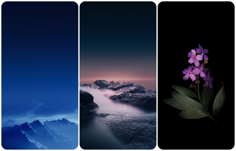 RT] Vivo Y71 Stock Wallpapers - Resources - Mi Community - Xiaomi