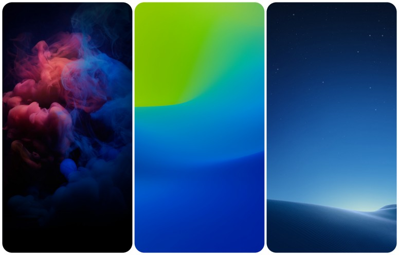 Rt Vivo Y71 Stock Wallpapers Resources Mi Community Xiaomi