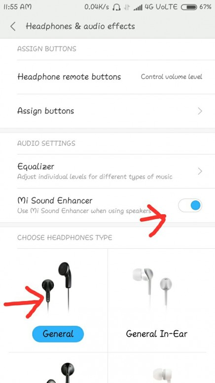 Best Equalizer Settings For Mi Headphone Basic (New) - Accessories