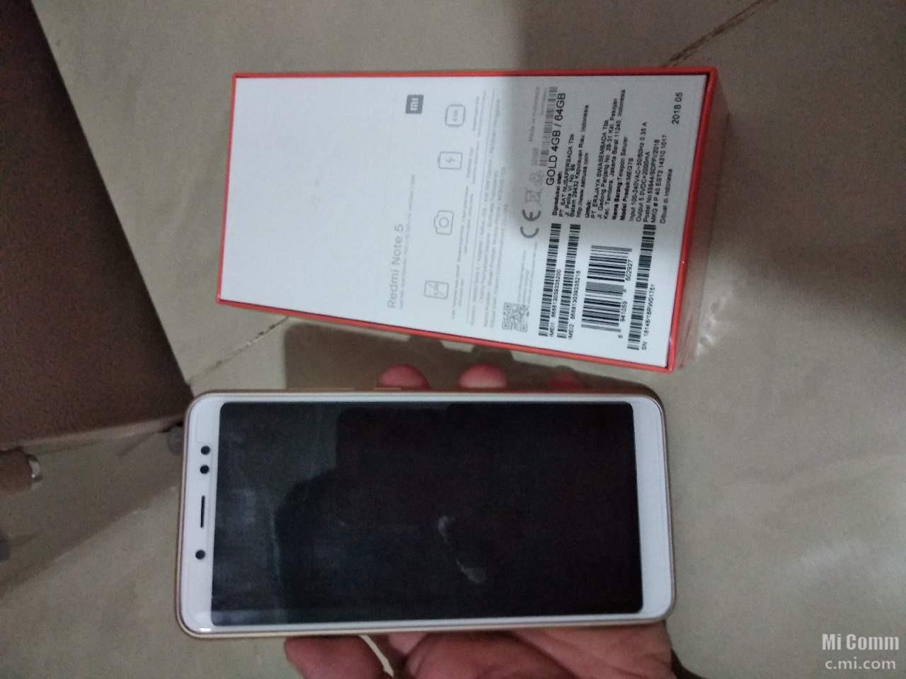Redmi Note 5 Pro Yg Msk Indo Emgnya Di Dus Nya Gak Terlampir Tulisan Xiaomi 2 Garansi Resmi Putih Click To Edit