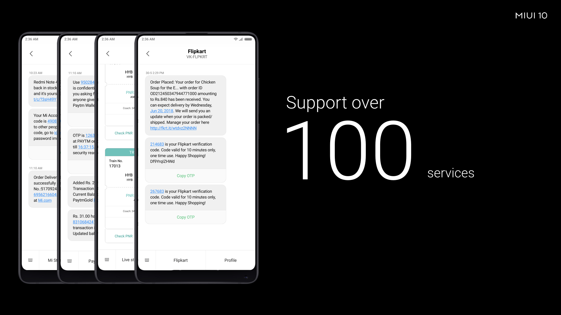 Redmi Y2 & MIUI 10 launched in India - Bulletin - Mi