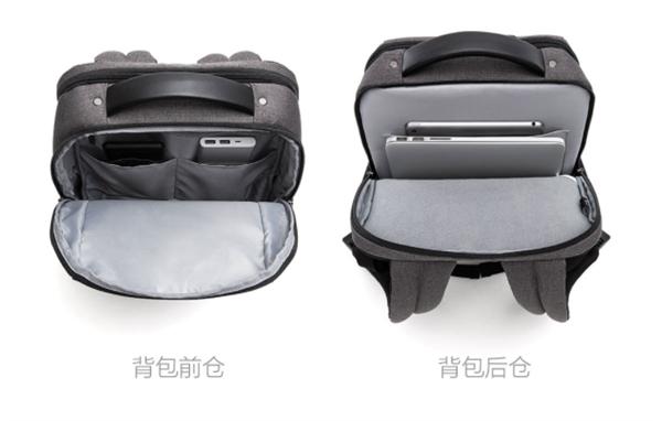 Запущен рюкзак Xiaomi для пригородов за 249 юаней ($ 39)