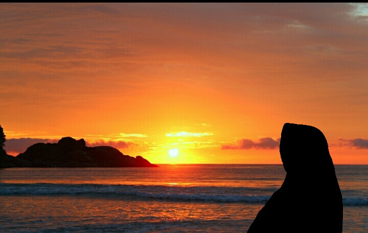 Sungguh Indahnya Pemandangan Sunset Fotografi Mi Community Xiaomi