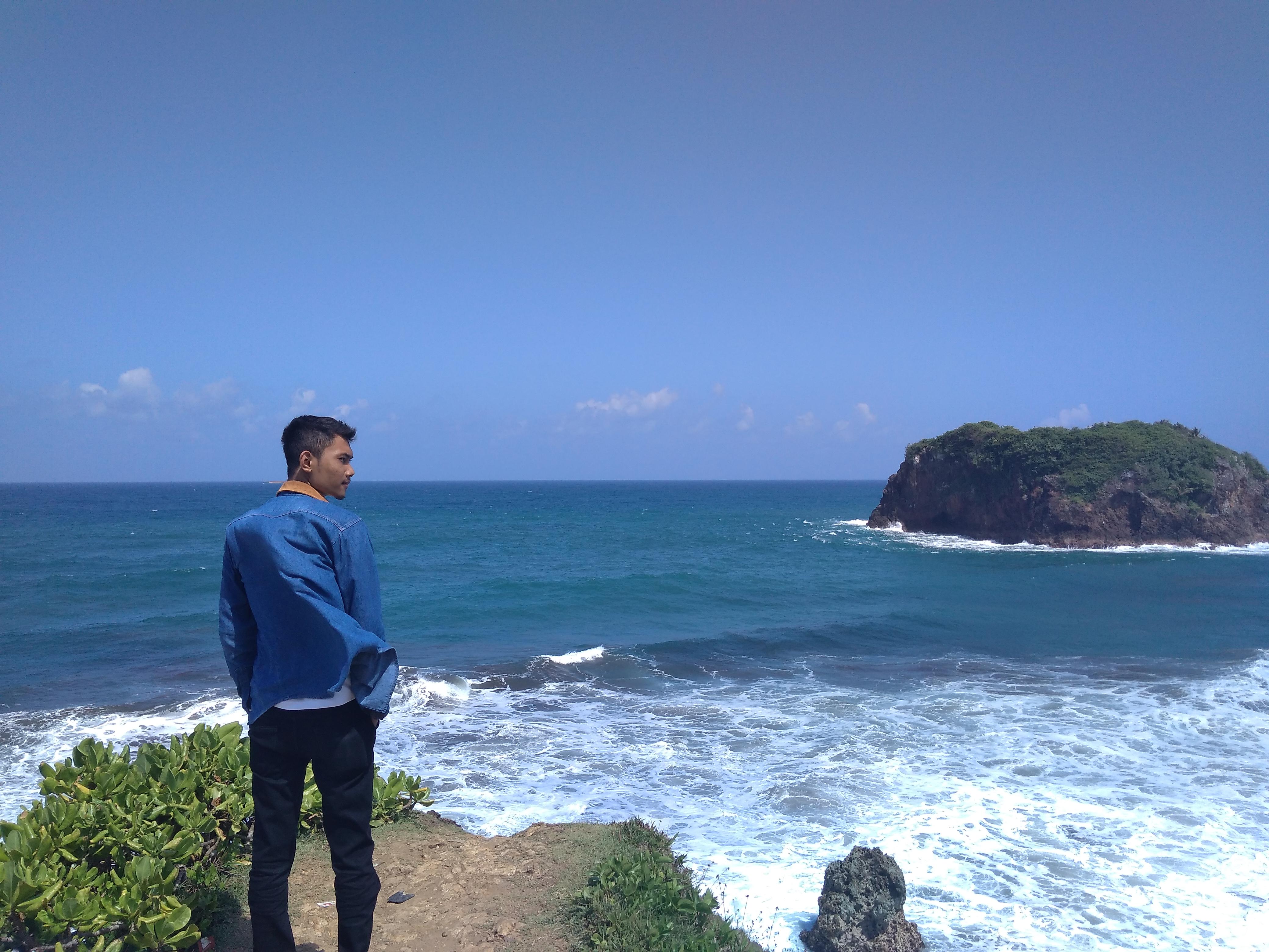 pantai karang tawulan tasikmalaya - Fotografi - Mi Community - Xiaomi
