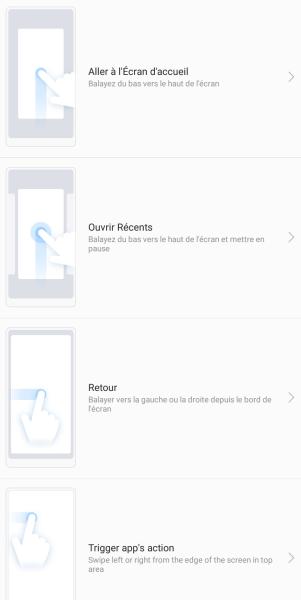 Gestes En Plein Ecran Parametres Et Astuces Mi Community Xiaomi