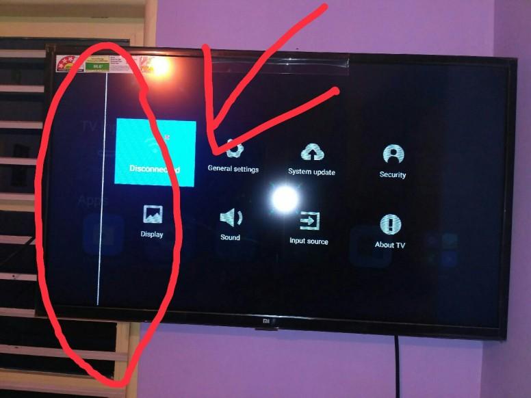 mi tv display problems not resolved from one month? - Mi TV - Mi