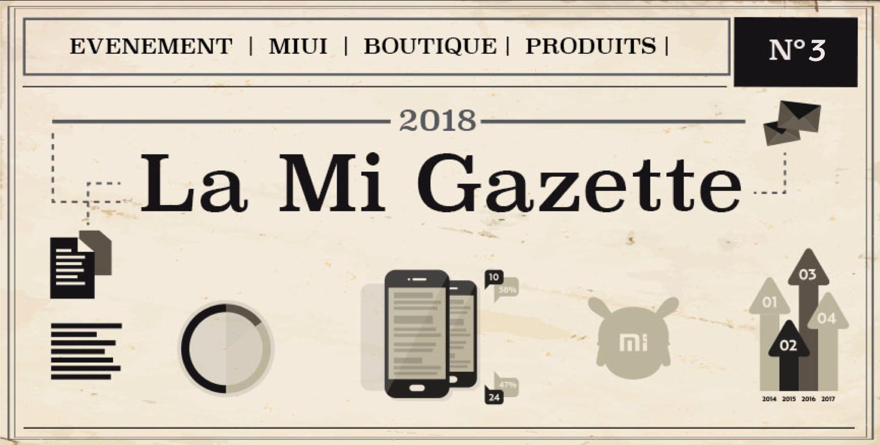 La Mi Gazette N°3