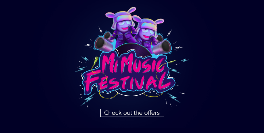 Mi Music Festival Offers