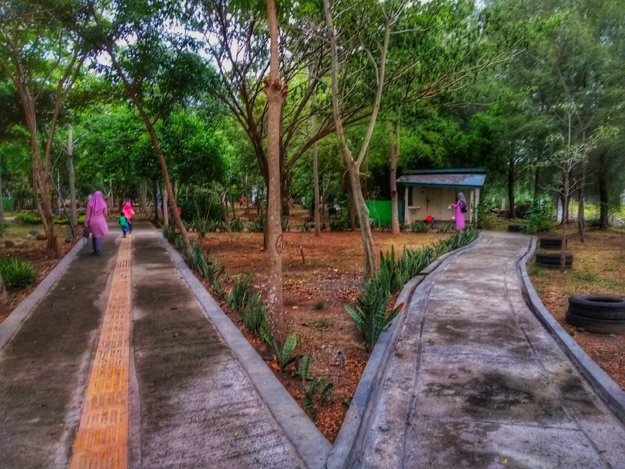 Lebaran Di Hutan Kota Banda Aceh Fotografi Mi Community Xiaomi
