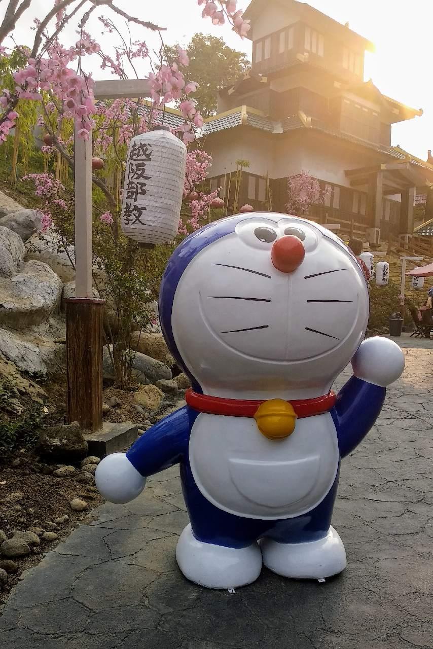 Doraemon Di Jawa Timur Park 3 Fotografi Mi Community Xiaomi