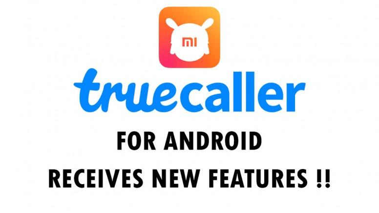 new version of truecaller