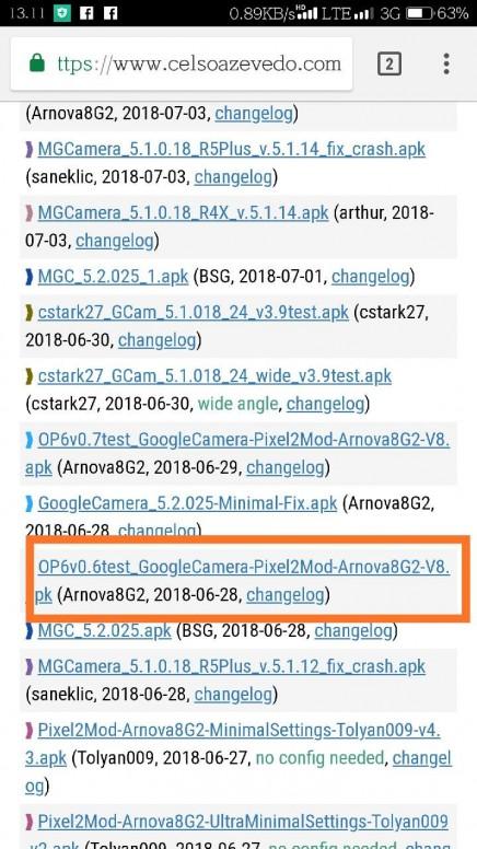 GGCAM สำหรับ MI6 MIUI10 EU ROM - Mi 6 - Mi Community - Xiaomi