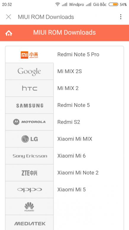 Trang tải rom đã mở - MIUI chung - Mi Community - Xiaomi