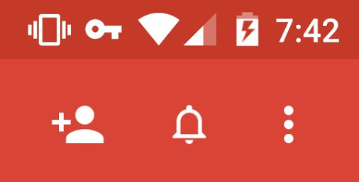 What Is The Key Symbol On The Status Bar Mi A1 Mi Community