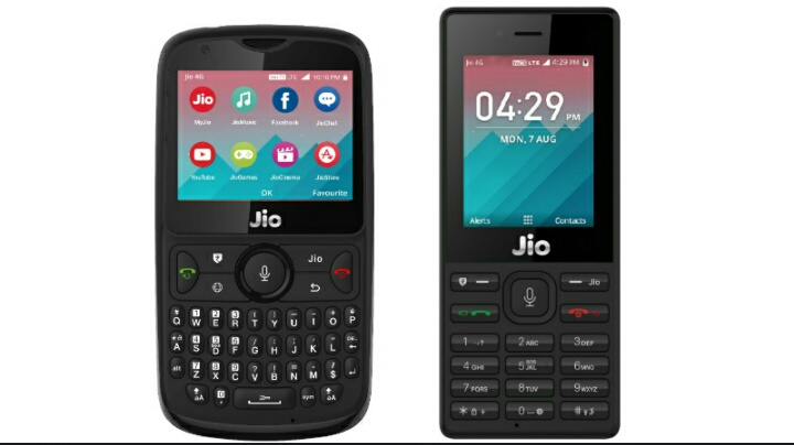 Jio Phone 2 vs Jio Phone: What's New and Different? - Chat