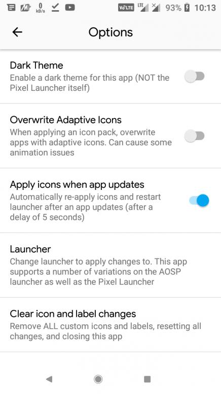 Pixel Launcher Mods(Download Link Available) - Redmi 5A - Mi