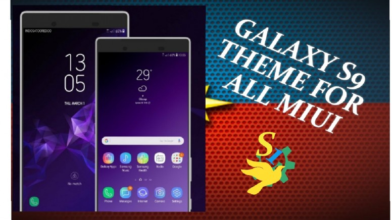 BEST GALAXY S9 THEME FOR MIUI - Themes - Mi Community - Xiaomi