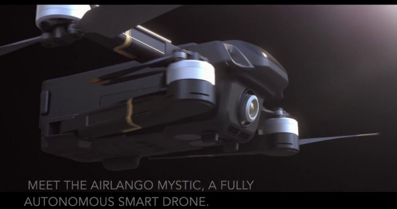 Drones Mystic The Most Advanced AI Powered Drone