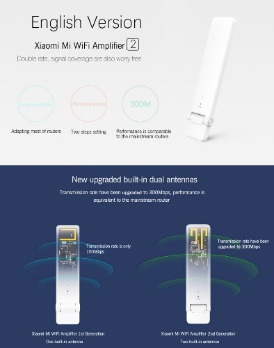 Xiaomi MI WiFi Repeater 2 - Tech - Mi Community - Xiaomi
