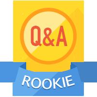 Q & A Rookie