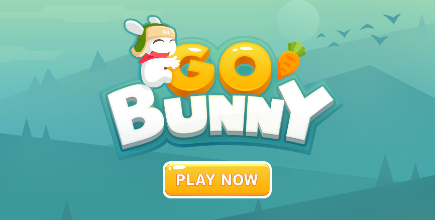 "Mi Community presents ""Go Bunny"" game: be a top scorer"