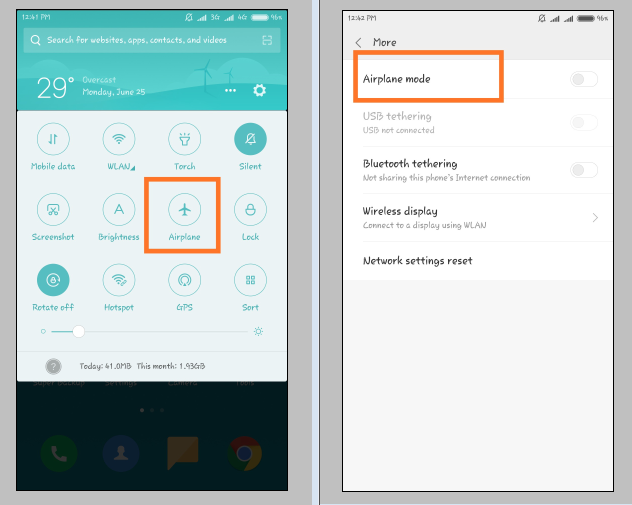 Miui Know Airplane Mode How It Works Tips And Tricks Mi Community Xiaomi